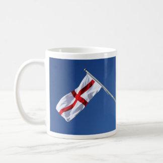 Bandera de Inglaterra Taza De Café