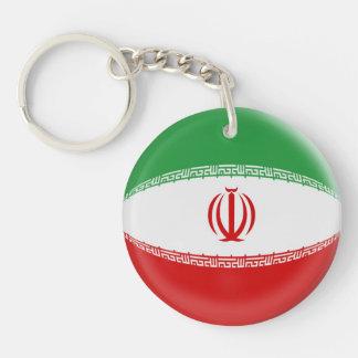 Bandera de Irán del llavero