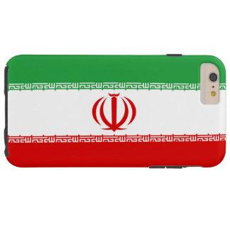 Bandera de Irán Funda De iPhone 6 Plus Tough