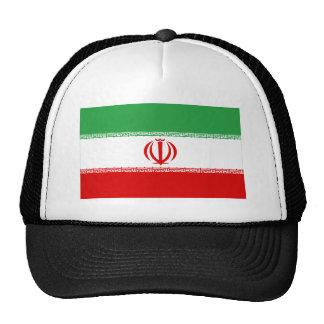 Bandera de Irán Gorros