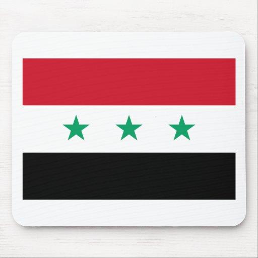 Bandera de Iraq (1963-1991) Alfombrilla De Raton