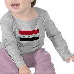 Bandera de Iraq (1963-1991) Camisetas
