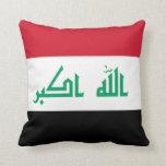 Bandera de Iraq Almohada