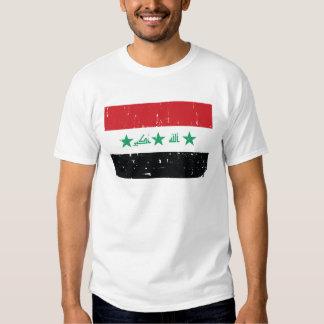 Bandera de Iraq Playeras