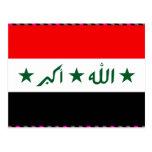 Bandera de Iraq Postal
