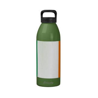 Bandera de Irlanda Botellas De Agua Reutilizables