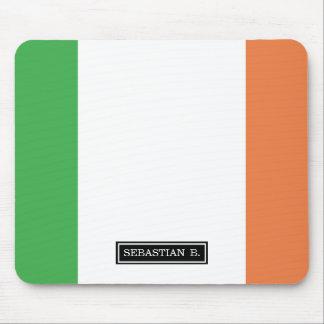 Bandera de Irlanda Alfombrilla De Ratón