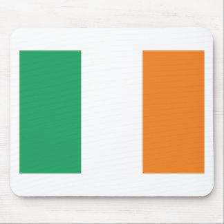 Bandera de Irlanda Alfombrillas De Ratones