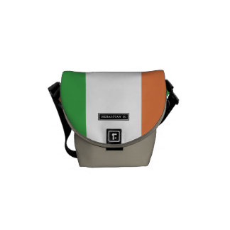 Bandera de Irlanda Bolsas Messenger