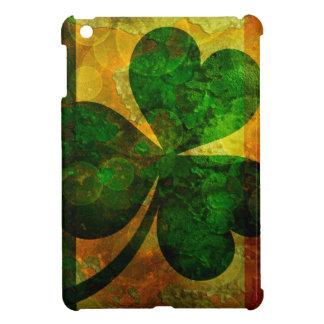 Bandera de Irlanda con el fondo Illus del Grunge