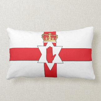 Bandera de Irlanda del Norte Almohadas