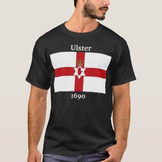 Bandera de Irlanda del Norte, Ulster, 1690 Playera