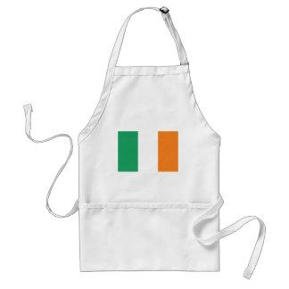 Bandera de Irlanda Delantal