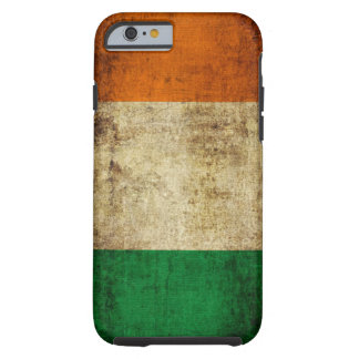 Bandera de Irlanda Funda De iPhone 6 Tough