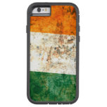 Bandera de Irlanda Funda De iPhone 6 Tough Xtreme