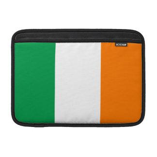 Bandera de Irlanda Funda Macbook Air