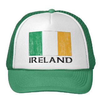 Bandera de Irlanda Gorras De Camionero