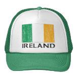 Bandera de Irlanda Gorros Bordados