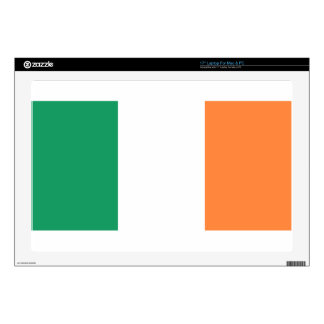 Bandera de Irlanda (hÉireann del na del bratach) Skins Para 43,2cm Portátiles
