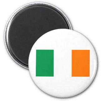 Bandera de Irlanda Imán Redondo 5 Cm