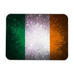 Bandera de Irlanda Imanes Flexibles
