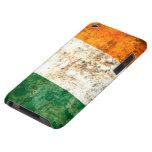 Bandera de Irlanda iPod Case-Mate Carcasa