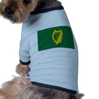 Bandera de Irlanda Leinster Camisa De Perro