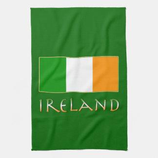 Bandera de Irlanda Toalla