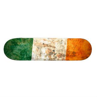 """Bandera de Irlanda Patineta 7 1/8"""""""