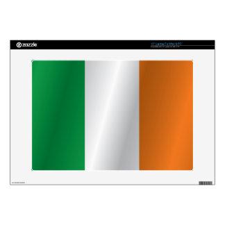 Bandera de Irlanda Portátil Calcomanía