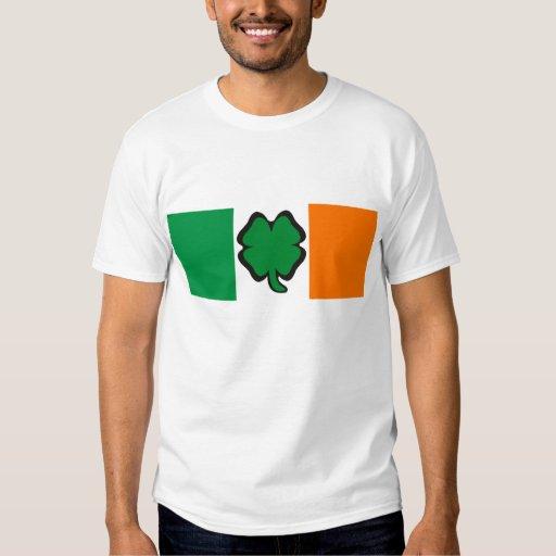 Bandera de Irlanda Remera