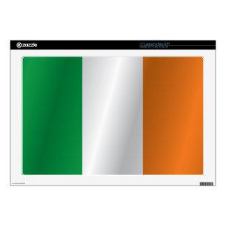 Bandera de Irlanda Skins Para 43,2cm Portátiles