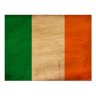 Bandera de Irlanda Tarjetas Postales