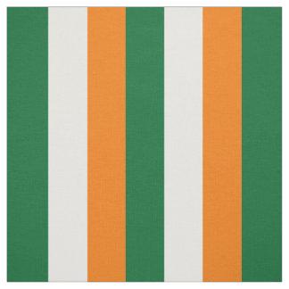 Bandera de Irlanda Telas