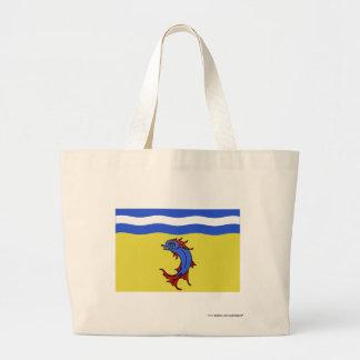 Bandera de Isère Bolsa De Mano