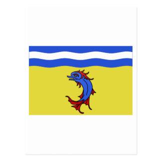 Bandera de Isère Postal