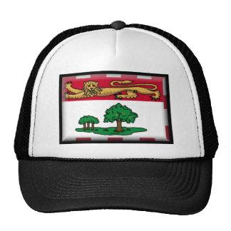 Bandera de Isla del Principe Eduardo Gorro De Camionero