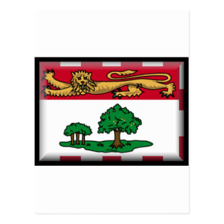 Bandera de Isla del Principe Eduardo Postales