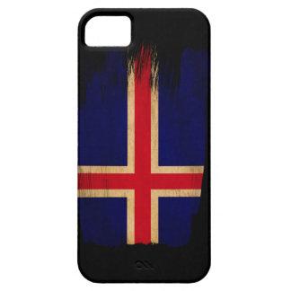 Bandera de Islandia iPhone 5 Fundas