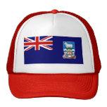 Bandera de Islas Malvinas Gorras
