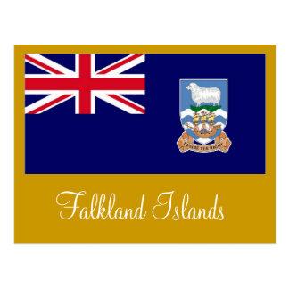 Bandera de Islas Malvinas Islas Malvinas Postales