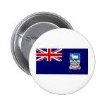 Bandera de Islas Malvinas Pins