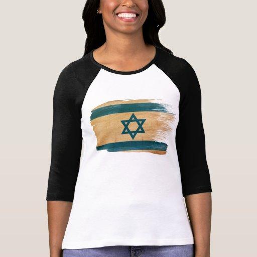 Bandera de Israel Camiseta