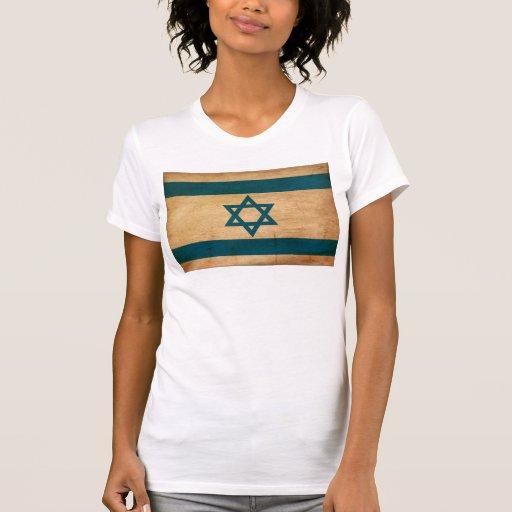 Bandera de Israel Camisetas