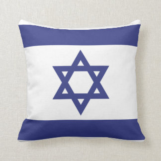 Bandera de Israel Cojín