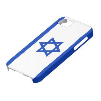 Bandera de Israel iPhone 5 Cobertura