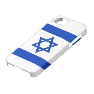 Bandera de Israel iPhone 5 Case-Mate Protector