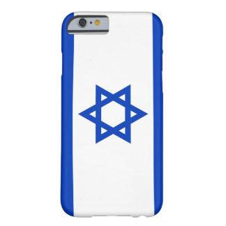 Bandera de Israel Funda Barely There iPhone 6