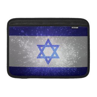 Bandera de Israel Fundas Para Macbook Air