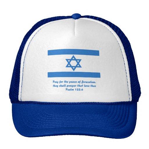 Bandera de Israel, Gorro De Camionero